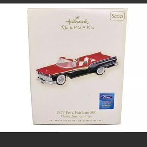New hallmark keepsake 1957 ford Fairlane 500